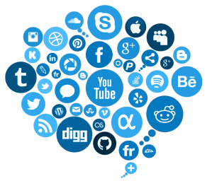 social media cloud